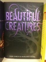cell coverage: beautiful creatures