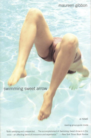 ve taken the liberty of editing Swimming Sweet Arrow' s cover