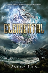 authorthoughts: antony john & elemental