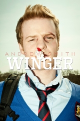 authorthoughts: andrew smith & winger