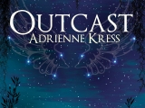 authorthoughts AND behind the design: adrienne kress & outcast